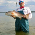 Christmas redfish