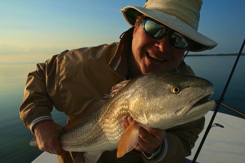 Dr. Yarko redfish