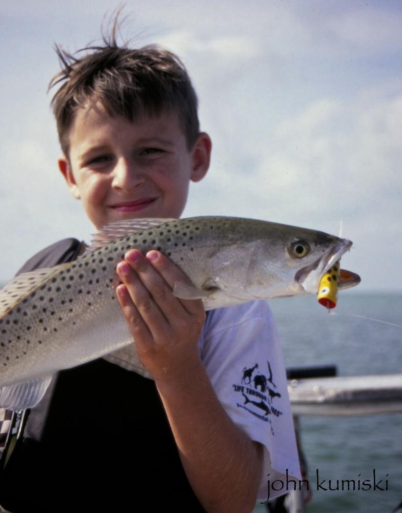 alex glades trout