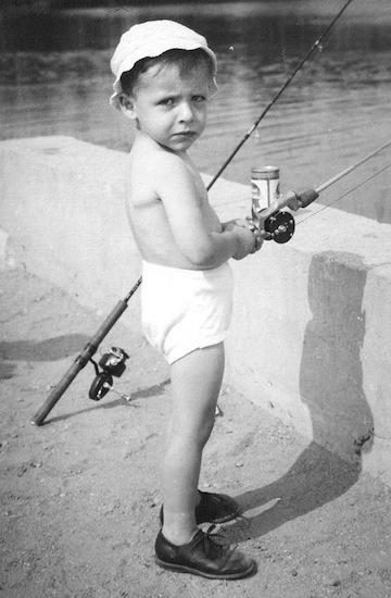 fishing, john kumiski