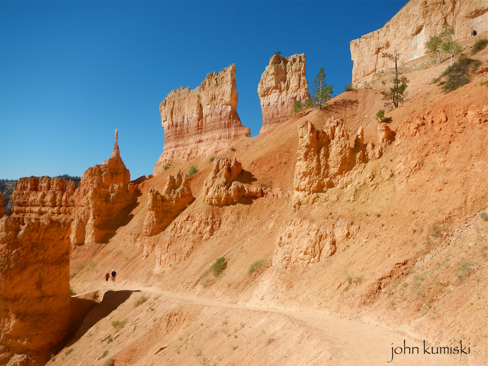 on the hoodoo trail